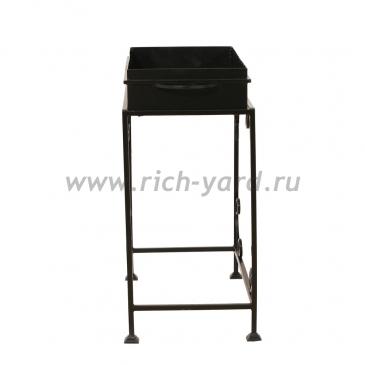 Мангал садовый МС-4 (сталь 2 мм)